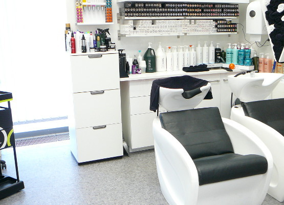 Kadeřnictví Magic Hair - interiér