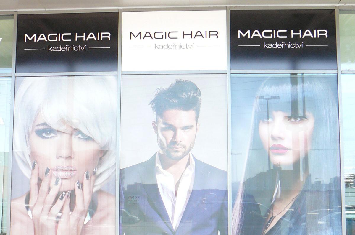 Magic Hair vyloha
