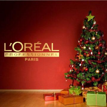 Vánoční balíčky L´Oréal Professionnel