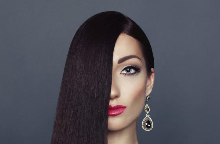 foto kategorie narovnávání vlasů