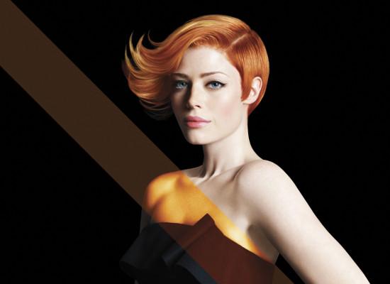 foto služby barvení vlasů